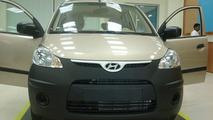 Hyundai Atos-replacing i10 Caught Unawares