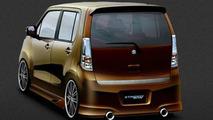 Suzuki Wagon R Stingray customize - low res - 28.12.2012