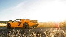 McLaren 50 12C & 12C Spider announced
