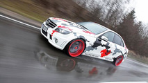 Mercedes-Benz C63 AMG tuned by mcchip-dkr
