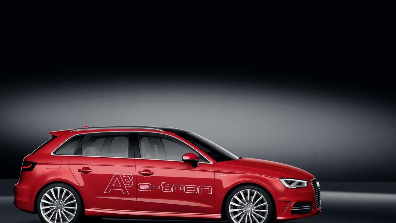 2013 Audi A3 e-tron plug-in hybrid