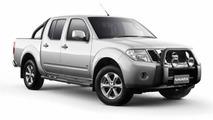 2013 Nissan Navara ST-X Blackline Edition 4x4 Dual Cab