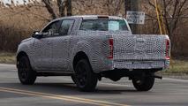 Ford Ranger Spy Photos