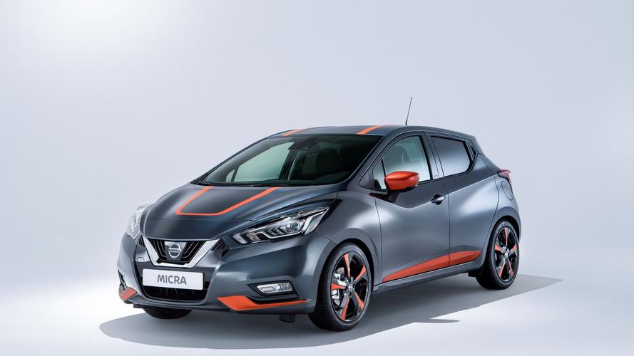 Nissan - Une première série limitée pour la Micra