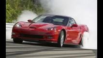 Vídeo: Comercial do Corvette ZR1