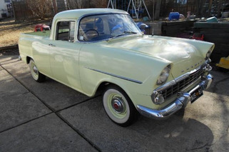 Auction Car of the Week: 1961 Holden EK Ute