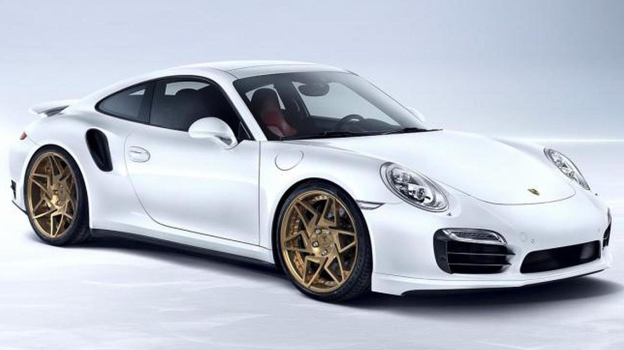 Porsche 911 Turbo S upgraded to 604 PS by Prototyp Production