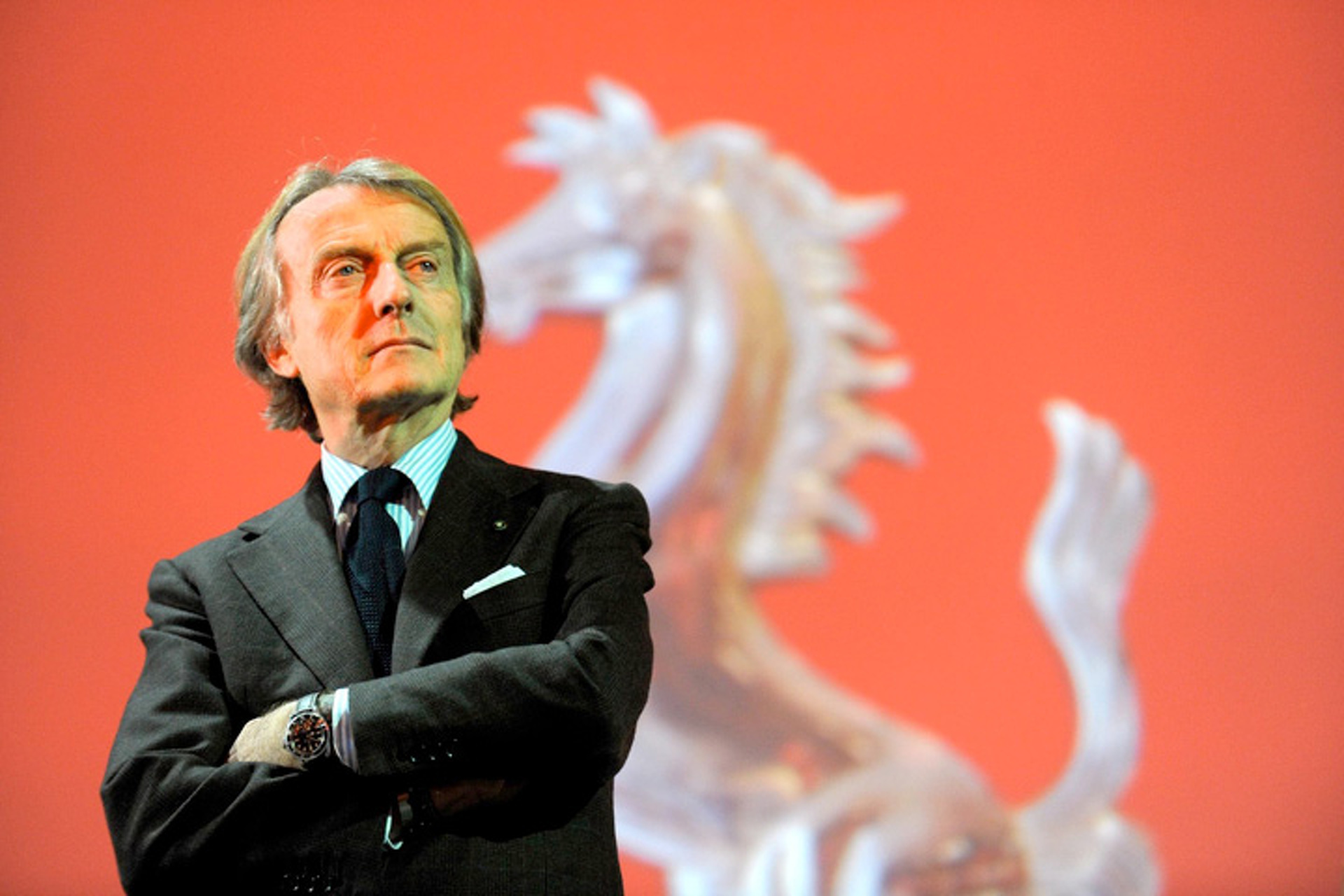 Ferrari Chairman Resigns, Leaving Quite the Legacy