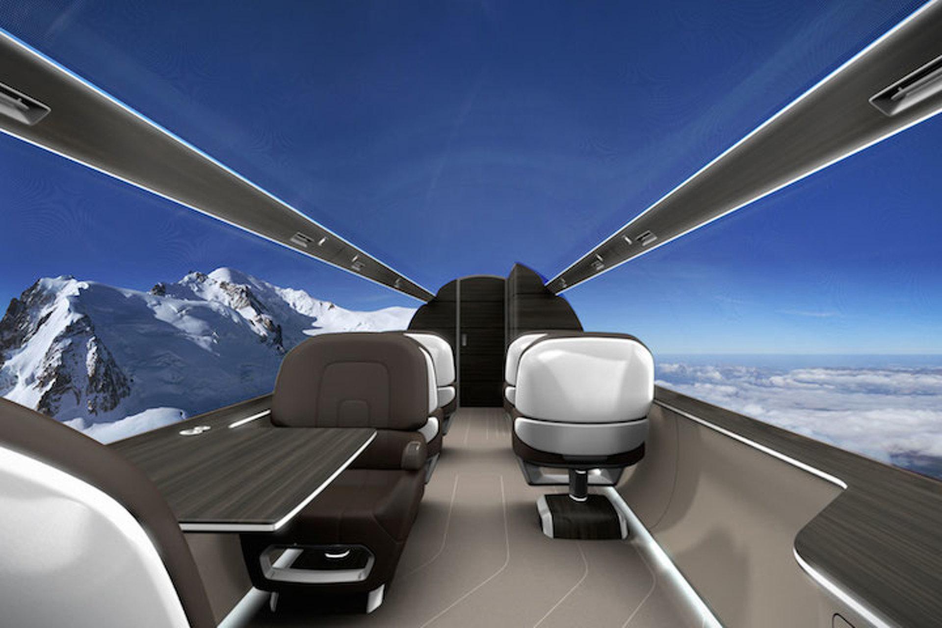 Planes Ditch Windows, Add HD Screens by 2024