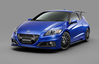 Why We're Glad the 2013 Honda CR-Z Mugen RZ Isn't Coming Stateside
