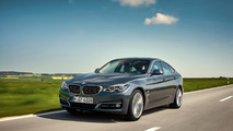 2017 BMW 3 Series GT facelift