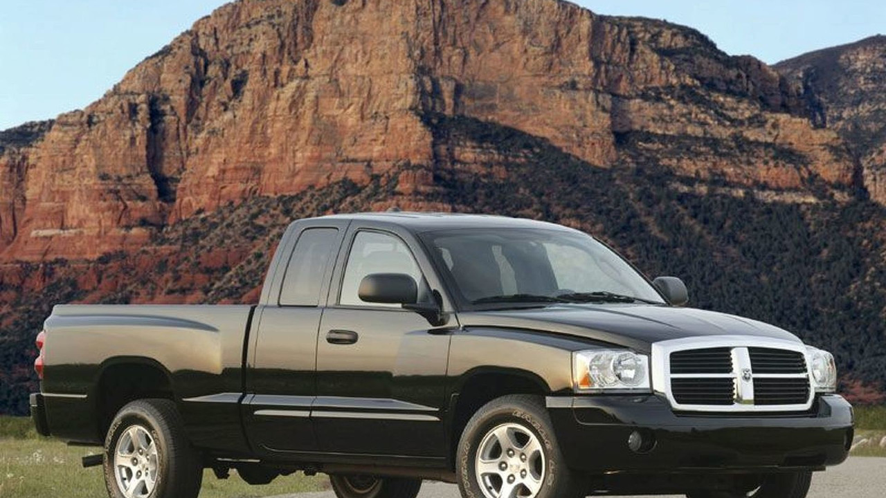 2005 Dodge Dakota Club Cab Laramie 4x4