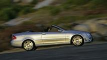 Mercedes CLK 63 AMG Cabriolet