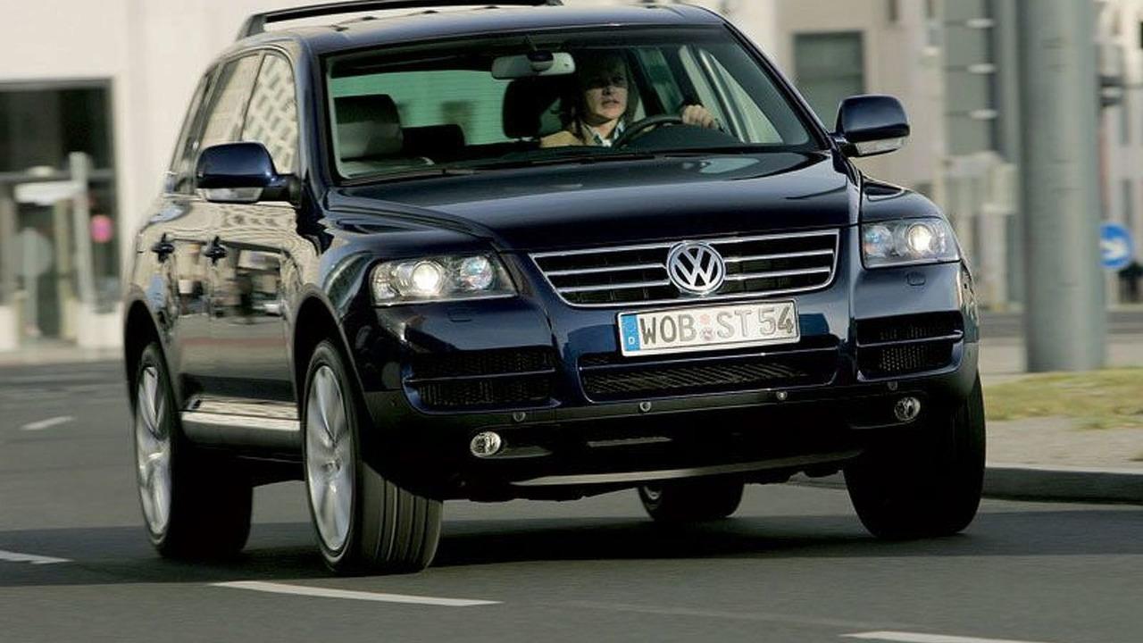 Touareg V6 TDI