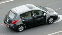 Spy Photos: Nissan Almera