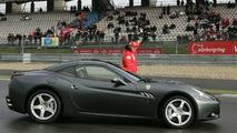 VIDEO: Schumacher Drives Ferrari California at Nurburgring Festival