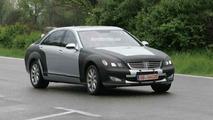 New Mercedes S-Class Spy Photos