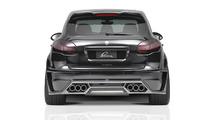 Lumma Design serves Porsche Cayenne II tuning in three different flavors