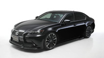 Lexus GS F Sport by Wald International 09.8.2012
