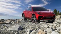 Future Lamborghini SUV model still not green-lighted