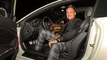 Ferrari FF for British golfer Ian Poulter 20.8.2012