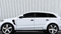 Wide Track Audi Q7 Quattro 3.0 Diesel S-Line by A. Kahn Design