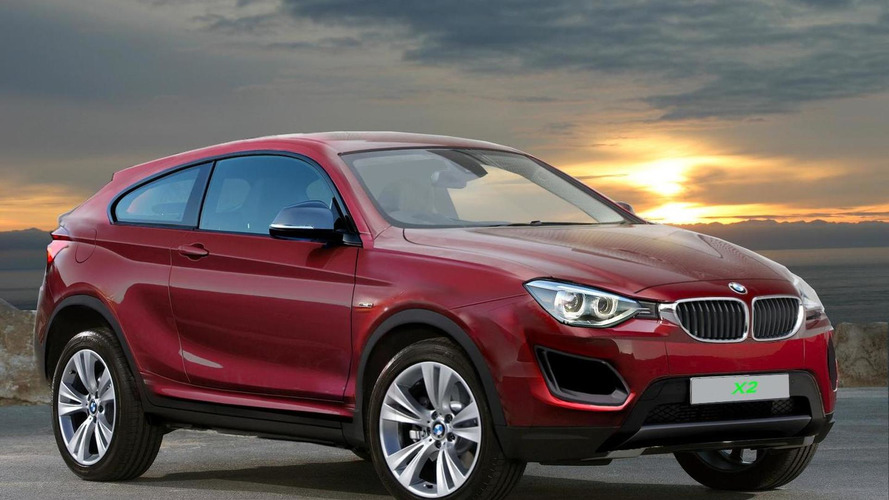 xDrive-only BMW X2 confirmed to enter production in 2017 - report