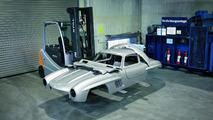 Mercedes 300 SL replica destroyed for copyright infringement