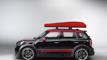 MINI Swindon Roof Top Tent 01.04.2012