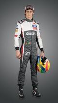 Esteban Gutiérrez Sauber F1 Team 2014 launch
