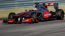 McLaren's 2013 flaws not fully understood - Paffett