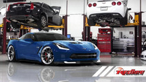 Redline Motorsports previews their twin-turbo Corvette Stingray