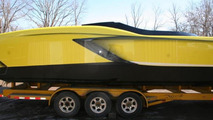 Custom MTI 48' race boat