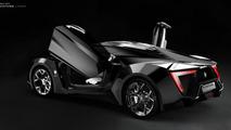 W Motors Lykan Hypersport 17.07.2013