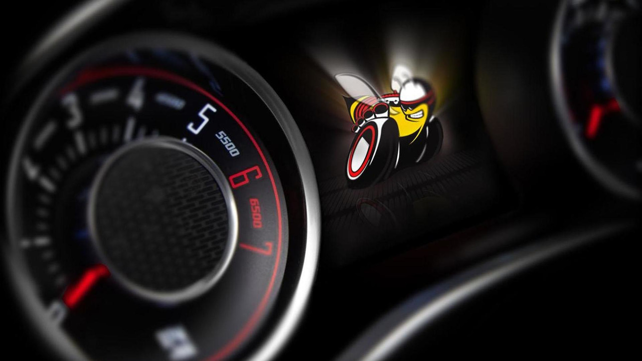 2015 Dodge Challenger teaser image