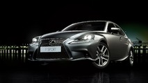 Lexus IS hits one million sales
