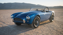 First Shelby Cobra sells for $13.75M and sets American car auction record