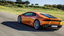 Lamborghini will allegedly unveil a rear-wheel drive Huracan at Los Angeles Auto Show