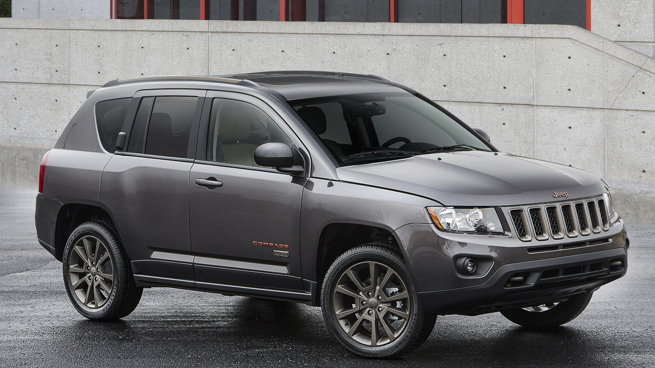 Jeep Compass 75th Anniversary Edition
