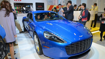 Aston Martin Rapide S concept unveiled at CES