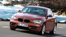 2012 BMW 1-Series Coupe body-style rendered 24.06.2011