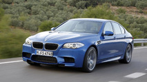 BMW M5: A lucky few take to the Green Hell [video]