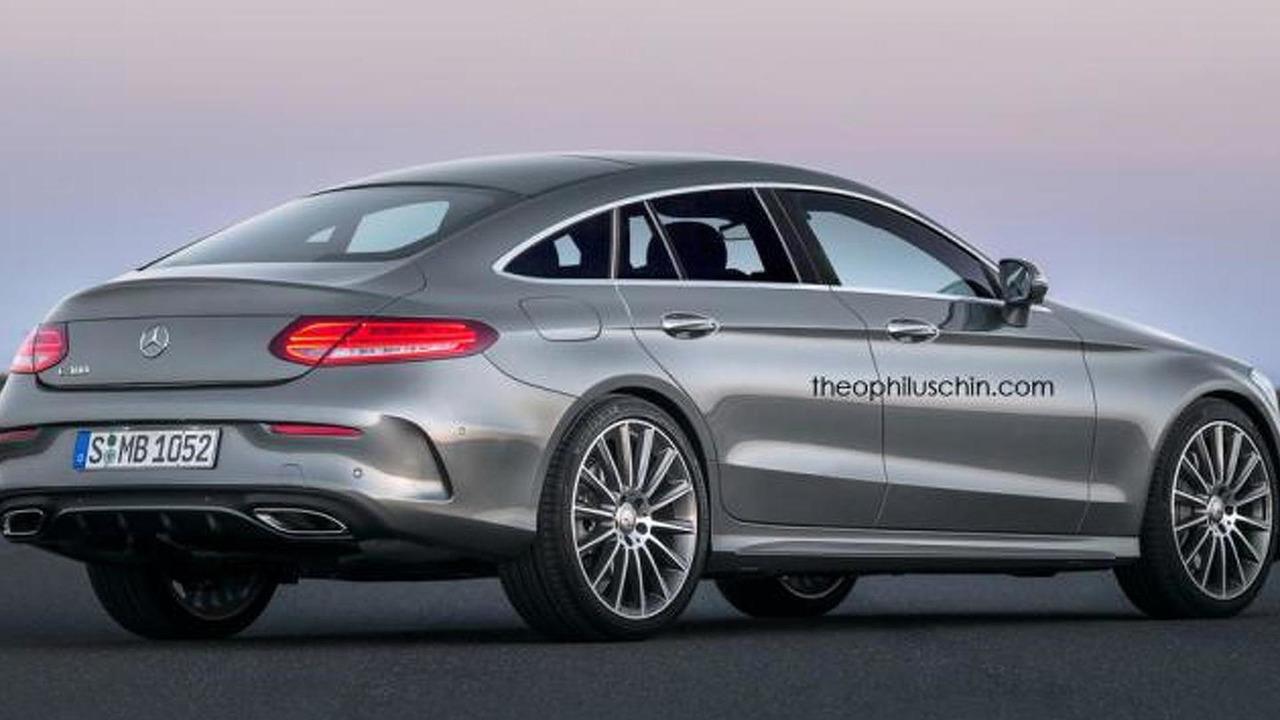 Mercedes-Benz CLC render