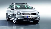 Volkswagen Passat Alltrack unveiled (Europe)