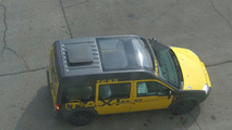 Ford Transit New York cab