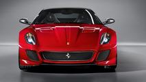 Ferrari 599 GTO First Official Photos - 1600 - 08.04.2010