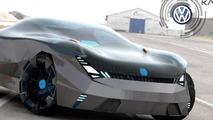 Volkswagen Kai-Nalu Concept Design Study