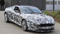 2012 Aston Martin DB9 facelift