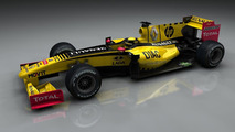 Renault adds branding to blank sidepods