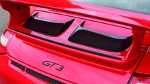 Porsche 911 GT3 and GT3 RS Tequipment - Retrofitted Motorsport Accessories